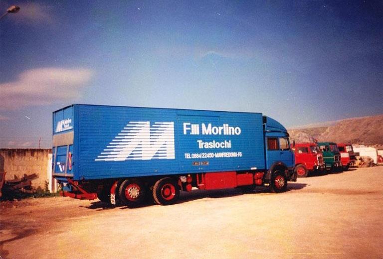 Traslochi a Manfredonia