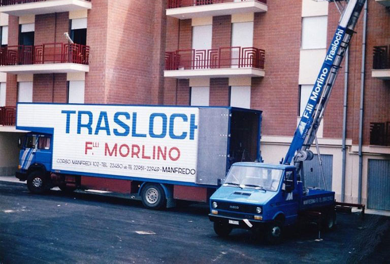 Trasloco F.lli Morlino